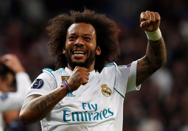 Marcelo Real Madrid Bayern Múnich