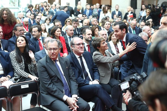 Actos del 2 de mayo por el Día de la Comunidad de Madrid