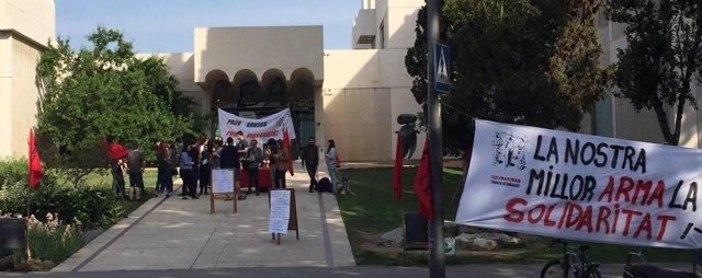 Huelga en museos como la Fundació Joan Miró a final de abril