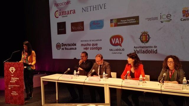 Valladolid.- Un momento de la presentación
