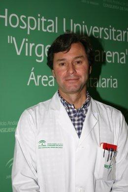 Jesus Rodriguez Banos.El Plan Nacional De Resistencia A Antibioticos Premia Un