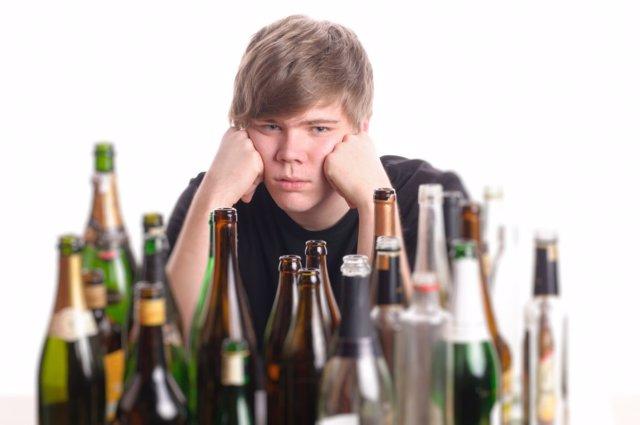 Adolescente alcohol
