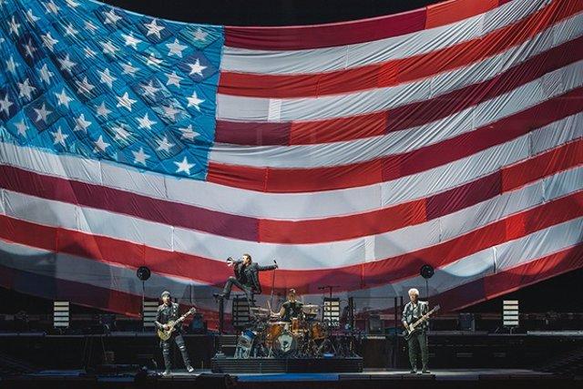 U2 en Tulsa