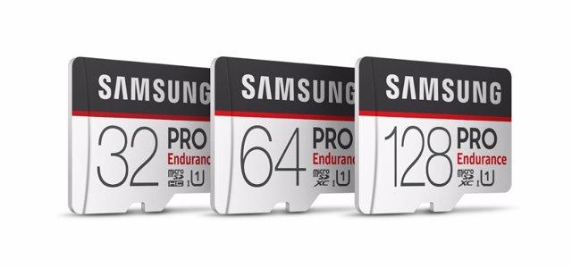 Samsung PRO Endurance microSDHC/microSDXC,