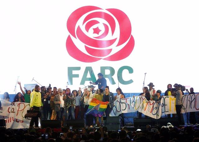 Las FARC lanzan su partido político