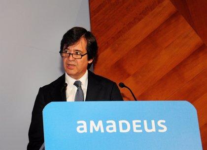 Amadeus eleva su beneficio un 4,3% en el primer trimestre, hasta los 305,6 millones