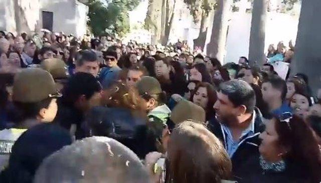 Funeral de Ámbar