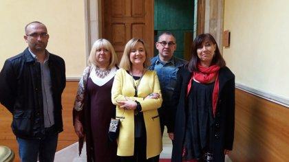 Trabajadores de Duro Felguera y CC.OO. exigen cerrar el acuerdo con la banca