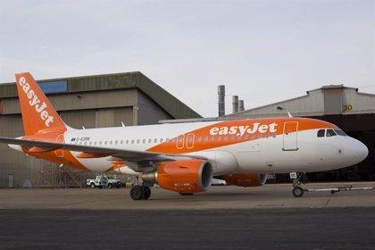 easyJet eleva un 4,7% sus pasajeros en abril