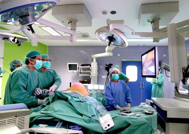 Curso de cirugía de la hernia en Quirónsalud