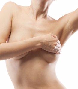 Aumentos de pecho, cirugía estética