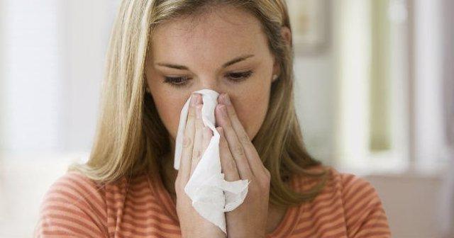Rinitis alérgica, alergia