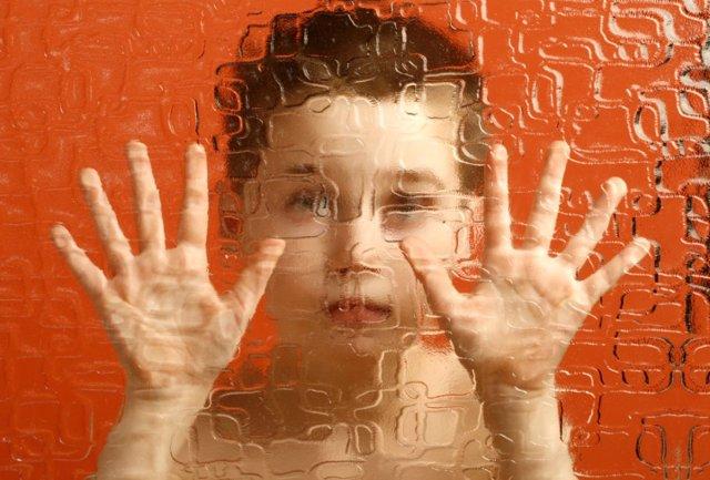 Autismo, niño autista