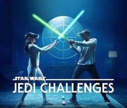 Modo multijugador de Star Wars: Desafíos Jedi