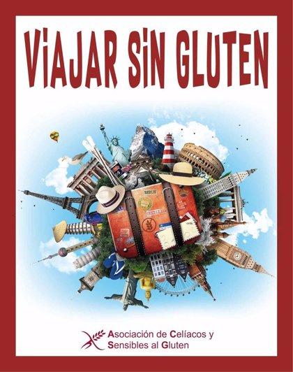 La Asociación de Celíacos edita una guía en 13 idiomas para facilitar la organización de viajes sin gluten