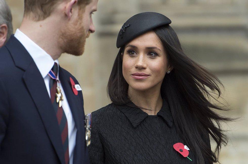 Prince Harry y Meghan Markle