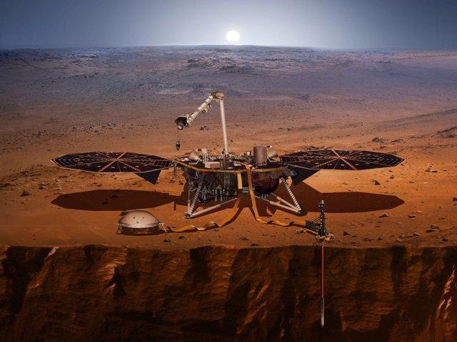 Sonda marciana InSight