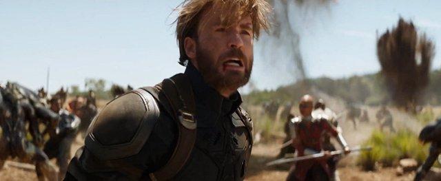 Los Vengadors: Infinity War