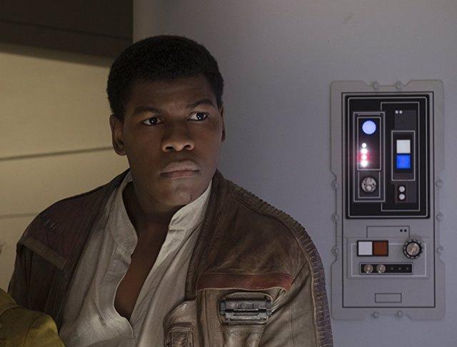 Star Wars y John Boyega