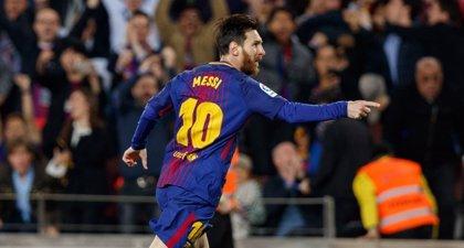 Messi acerca su segunda Bota de Oro seguida