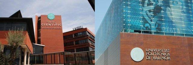 La UV y la UPV, entre las 100 más innovadoras de Europa