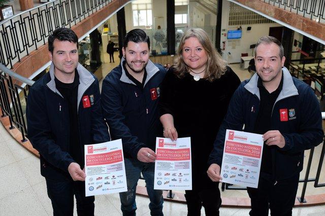 Santander acoge hoy los concursos regional e interregional de coctelería