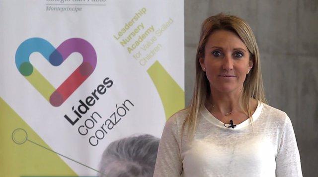 Nélida Pérez, doctora Psicopedagogía CEU