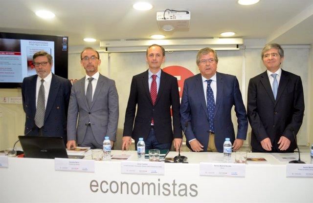 Madrid, Marín, Celdrán, Mendoza y Bonet