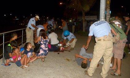 Un muerto y dos heridos por un tiroteo en Acapulco (México)