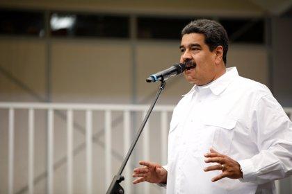 """Maduro esgrime que la intervención estatal de Banesco fue """"necesaria"""""""