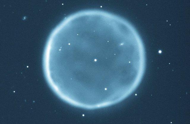 Nebulosa planetaria Abell 39