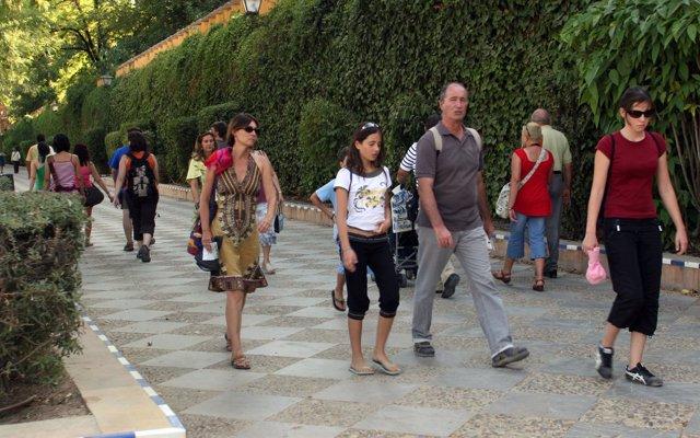"""Janes Walk aborda el fenómeno de la """"turistización"""""""