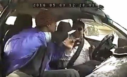 Asesinan de 16 puñaladas a un taxista ecuatoriano para robarle