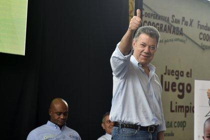 Santos visitará Alemania, Hungría e Italia para estrechar relaciones