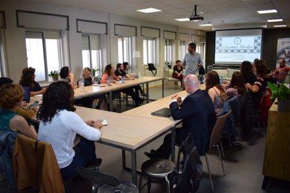 La Escuela de Impacto Social de La Noria inicia su actividad anual con un encuentro sobre comunicación y marketing