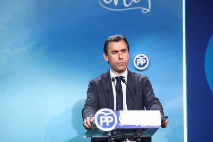 """Maíllo (PP), sobre la posibilidad de comicios en Cataluña: """"No estamos para elecciones, estamos para un Gobierno"""""""