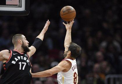 Los Cavaliers barren a Toronto y Calderón disputará la final del Este