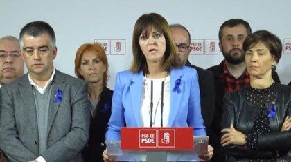 """Mendia no entiende que PNV """"se autodescarte"""" de la reunión del Pacto Antiterrorista"""