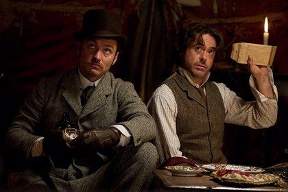 Sherlock Holmes 3 se estrenará en diciembre de 2020