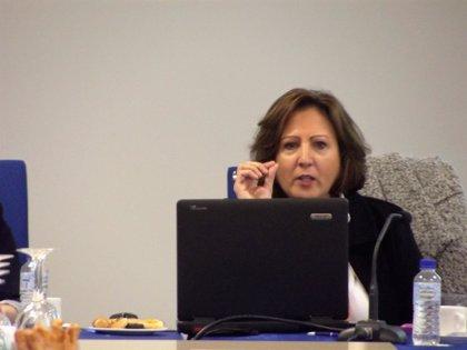 """La fiscal Teresa Peramato cree que """"una sociedad no se puede permitir el desamparo de huerfanos de violencia machista"""""""