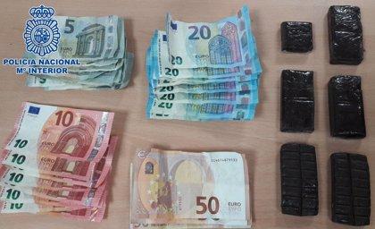 Detienen a dos hermanos por tráfico de drogas en Telde (Gran Canaria)
