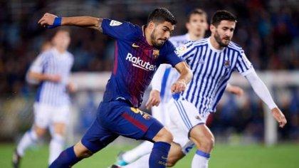 La liga echará el cierre con el Barcelona-Real Sociedad el domingo 20 a las 20.45