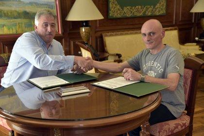 El Ayuntamiento de Pamplona y DYA renuevan para este año el convenio de colaboración en materia de protección civil