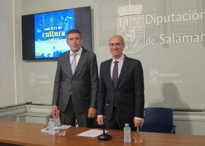 'Noches de Cultura' en 79 municipios de Salamanca