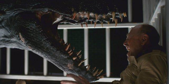Jurassic World: el mundo caído