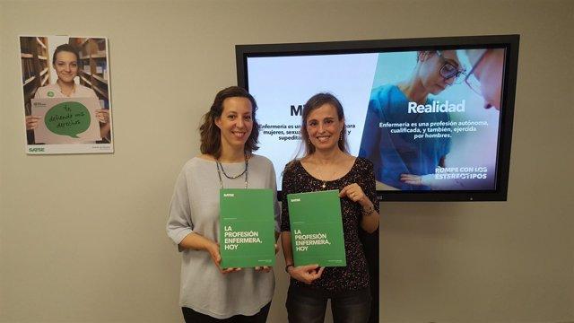 Satse presenta su manual de estilo para dar a conocer la labor de enfermeros