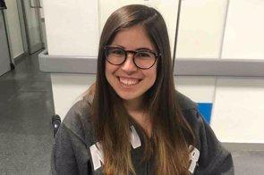 Una madrileña de 22 años recauda fondos por crowdfunding para financiar su tratamiento contra un cáncer poco común (GO FUND ME)