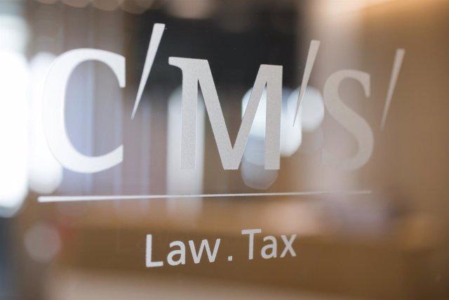 Logo de la firma legal CMS