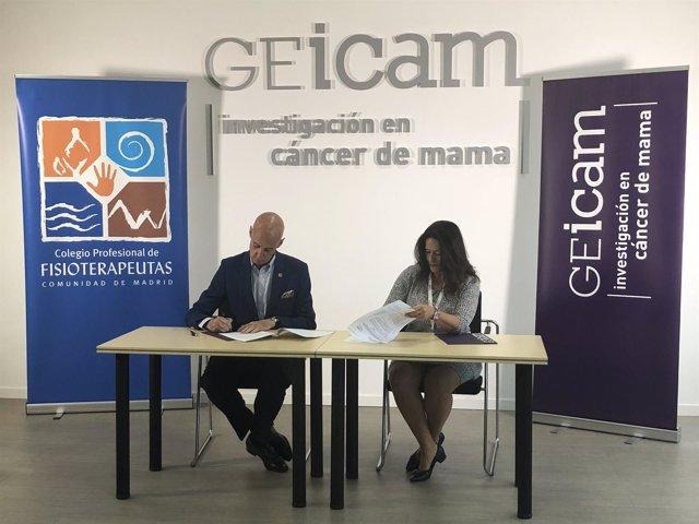 Geicam y CPFCM