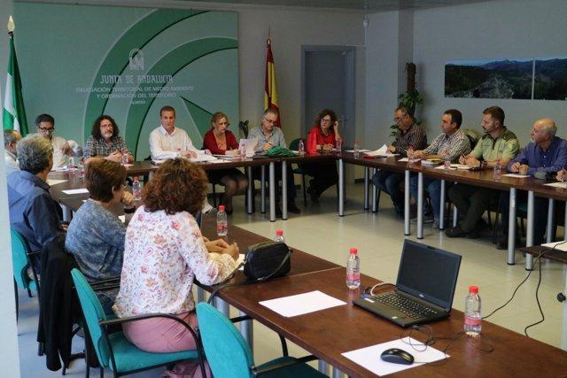 Reunión del Consejo Provincial de Medio Ambiente